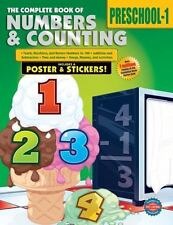 The Complete Book of Numbers & Counting, Grades Preschool - 1