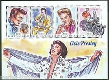 GUINEA BISSAU 2014  ELVIS PRESLEY 1935/1977 SHEET  MINT NH