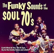 Funky Sounds of the Soul 70's [Remaster] by Various Artists (CD, 1995, Sony Musi