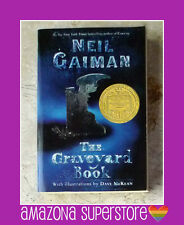 NEIL GAIMAN: The Graveyard Book TRADE PAPERBACK SALE!
