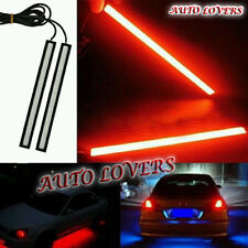 ★Imported Car COB LED 17cm Fog DRL Day Light -MARUTI SUZUKI RITZ -2Pcs-RED★