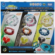 Pre-sell  Beyblade burst B-65 super custom  set  Speed Ver. Japan Import F/S