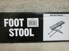 Guitar foot stool-new'old stock'in box,adjustable