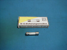 Pudenz 111.1132.4311 (DIN 41571) 5x20mm New 10-Miniature Fuse-Links Fuses
