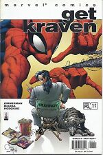 Spider-Man    Get Kraven  # 1 /7  The Scorpion   Fine