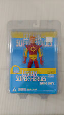 DC Direct - Legion of Super Heroes: Sun Boy Figure  - Opened