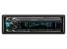 Kenwood KMM-303BT Digital Media Receiver with Bluetooth Built-in iPod - REFURB