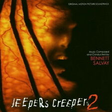CD Soundtrack Album Bennett Salvay Jeepers Creepers 2 Varese Sarabande 2002