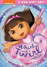 Dora the Explorer: Whirl & Twirl Collection, New DVDs