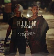 Fall Out Boy - Save Rock and Roll LP [Vinyl New] 10 Inch Clear Red 2 Discs 2013
