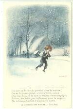 CPA carte postale ancienne POULBOT Légende Petit Paul TBE