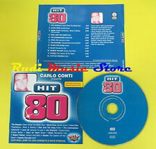 CD CARLO CONTI HIT 80 compilation 2002 ROSS BUGGLES PALMER (C1*)no lp mc dvd vhs