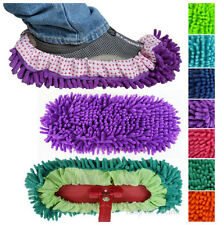Multifunction Dust Mop Shoes Cover Dusting Floor Cleaner Cleaning Lazy Slippers
