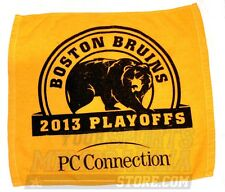 Boston Bruins 2013 NHL Stanley Cup Finals Rally Towel - Home Game 2 Blackhawks
