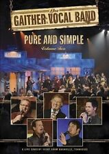 Pure And Simple, Vol. Two - Gaither Vocal Band (Group) (DVD, 2013, Gaither)