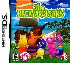 The Backyardigans - Nintendo DS, Good Nintendo DS, Nintendo DS Video Games
