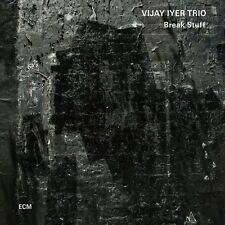VIJAY IYER TRIO - BREAK STUFF  CD NEU