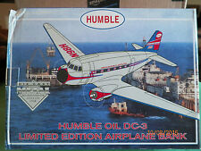 HUMBLE EXXON ISSUE DC-3 DIECAST NEW IN BOX  MADE BY LIBERTY  J1