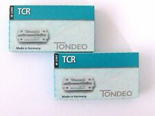 TONDEO 2 x 10 Klingen TCR für Rasiermesser aus der M-Line