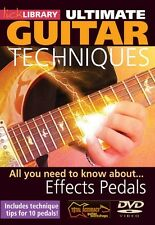 All You Need to Know About Effects Pedals Ultimate Guitar Techniques S 000393016