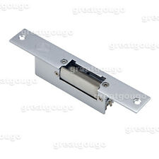 Door Steel Electric Strike Lock for Access control Released When Power On /NO