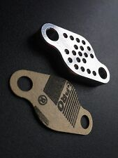New Yamaha Blaster YFS200 YFS 200 Oil Injection Block Off Plate with Gasket