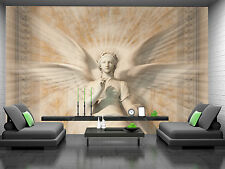 Statue of Woman Angel  Wall Mural Photo Wallpaper GIANT DECOR Paper Poster