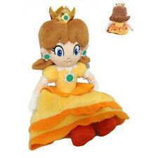 Nintendo Game Super Mario Princess Daisy Plush Toy 7in Figure Soft Doll