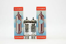 2 X EL95 TUBE. TELEFUNKEN BRAND TUBE    NOS/NIB MATCHED PAIR CRYOTREATED. CH23V2