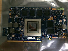 ASUS G75VX nVIDIA GTX 670M GDDR5 3GB Video Card