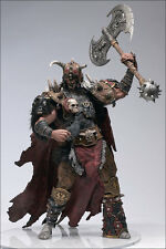 McFARLANE DARK AGES SPAWN SERIES 22 SPAWN THE BLOODAXE FIGURE LOOSE COMPLETE!