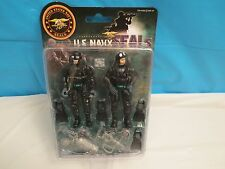 NEW U.S. NAVY SEALS MILITARY SOLDIERS ACTION FIGURES ACCESSORIES POSEABLE GEAR