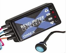 Omex Rev Limiter & Launch control for Twin coil car gear shift takeoff control