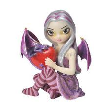 VALENTINE DRAGON FAERIE Fairy Figurine Faery Jasmine Becket-Griffith Strangeling