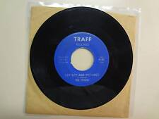 """TWIGGS:Letters & Pictures 1:55-Take A Vacation 1:50-U.S. 7"""" TRAFF Records 45-001"""