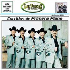 14 Corridos De Primera Plana by Los Tucanes de Tijuana (CD, Apr-2010, Fonovisa)