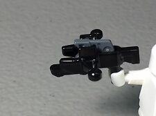 LEGO Minifig Weapon Crossbow Mini Blaster / Shooter Star Wars - Black - NEW