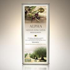 Natives Olivenöl Extra 5 liter Kanister, Qualitäts Olivenöl mit 0,3% Säuregehalt