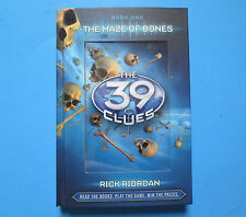 The 39 Clues: The Maze of Bones 1 by Rick Riordan (2008, Hardcover)