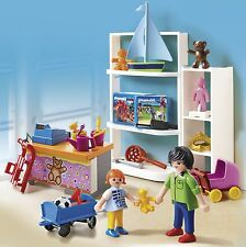 BNIB Playmobil 5488 TOY SHOP Shopping centre theme