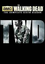The Walking Dead: The Complete Sixth 6 Season (DVD, 2016) with Bonus Features