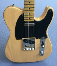 Squier Classic Vibe Telecaster '50s Electric Guitar In Butterscotch Blonde