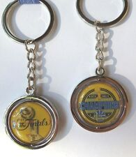 2015 NBA Champs Spinning Key Chain - Golden State Warriors