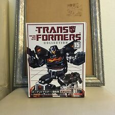 Transformers Collection Takara G1 Re-Issue #15 STEPPER Jazz Repaint Japan MISB
