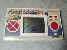 NAMCO CITITRONICS - FINAL LAP - 1987 - GAME & WATCH CONSOLE HANDHELD LCD SCREEN