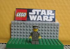"STAR WARS LEGO LOT  MINIFIGURE--MINIFIG  "" IMPERIAL OFFICER --7201--RARE !!!!  """