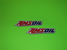 AMSOIL RC SNOWMOBILE MOTORCYCLE MOTOCROSS CAR TRUCK ATV UTV QUAD 4 INCH STICKERS