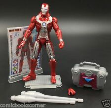 Marvel Movie Universe 2010 IRON MAN 2 MARK V 3.75 Scale Figure 100% Complete 11