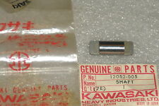 Kawasaki Z1 KZ 900 KZ1000 KZ1300 ZN1300 KZ650 Cam Tension Guide Roller Shaft NOS