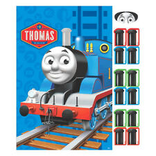 Thomas the Tank Engine Trains Poster 12 Player Birthday Party Game Set